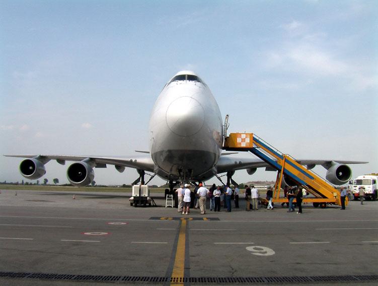 Aeroporto Ghedi : Visita al ° stormo di ghedi e cargo dell ocean